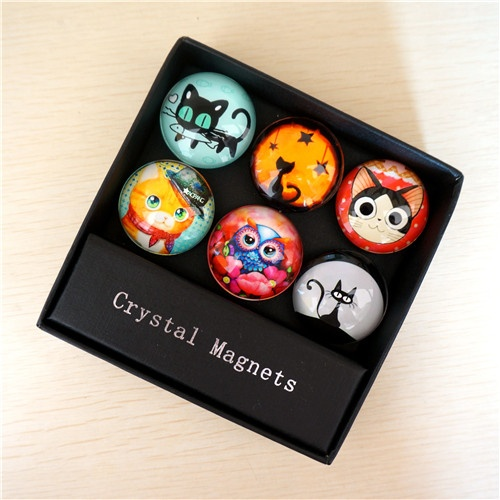 Gifts cute design printing fridge magnet promotional gift for Cute homeware accessories