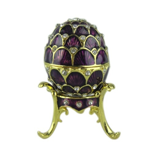 Decorative russian faberge style egg