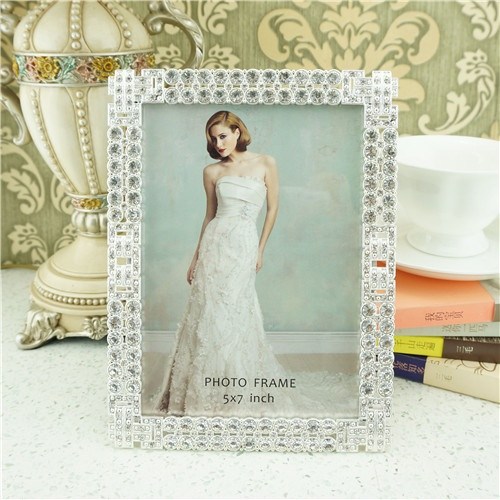 Metal photo frame / luxury gifts for mom