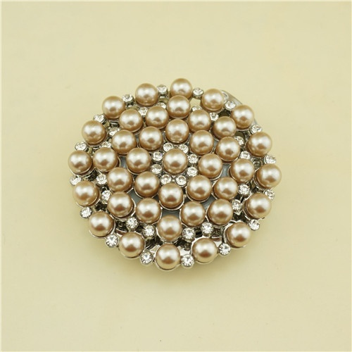 Metal bag hanger / elegant pearls bag hanger gifts for women